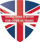 Manufacturing in Britain for over 45 years