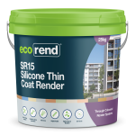 New Application Guide for SR15 Silicone Thin Coat Render!