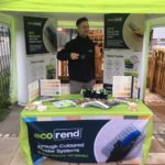 Howarth Timber Host Ecorend Breakfast Morning at Derby